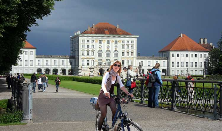 3-Hour Munich Bike Tour - Unique Munich Private Tour
